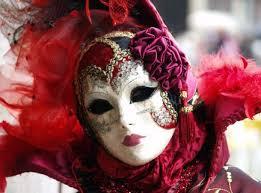 pustna maska